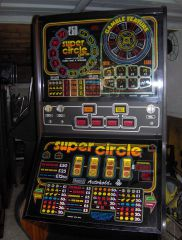 SUPER CIRCLES MPU3 1981