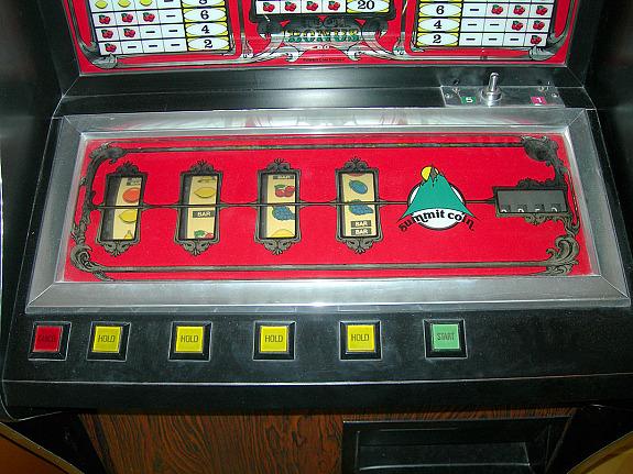 Class 4 gambling sector