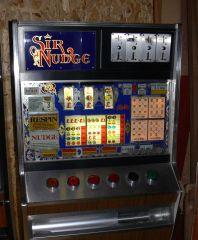 Bally's 'Sir Nudge'