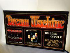Dream machine glass