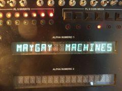 Maygay / Global / Impulse / Epoch - Test Rig...
