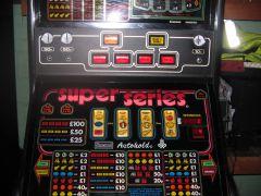 Barcrest super series mpu3