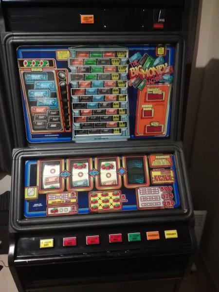 The Big Money Machine -JPM