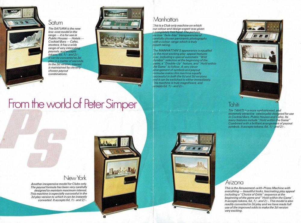 some of the Peter Simper range28082018.jpg