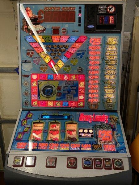 Money Laundry £25 JP