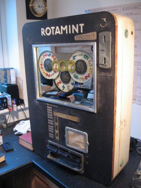 Rotamint Record